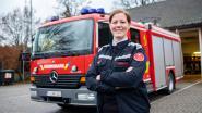 Katrien De Maeyer wordt eerste vrouwelijke brandweer commandant van Vlaanderen