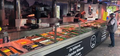 Vismarkt verhuist van Groenmarkt naar de Hof