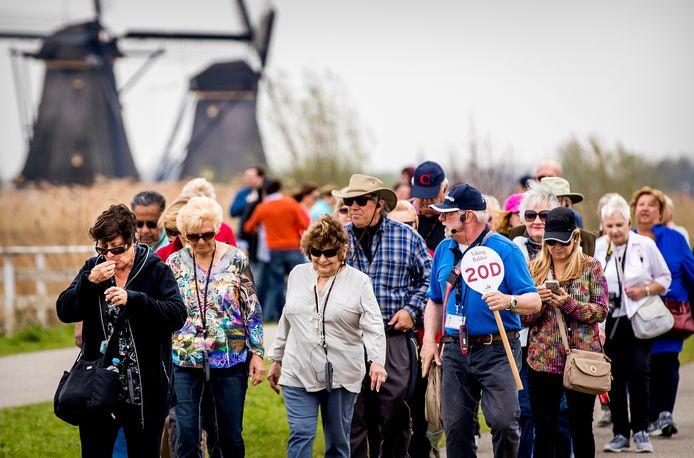 Kinderdijk is niet alleen van de Kinderdijkers, het is ook een icoon van de BV Nederland, aldus de Stichting Werelderfgoed.