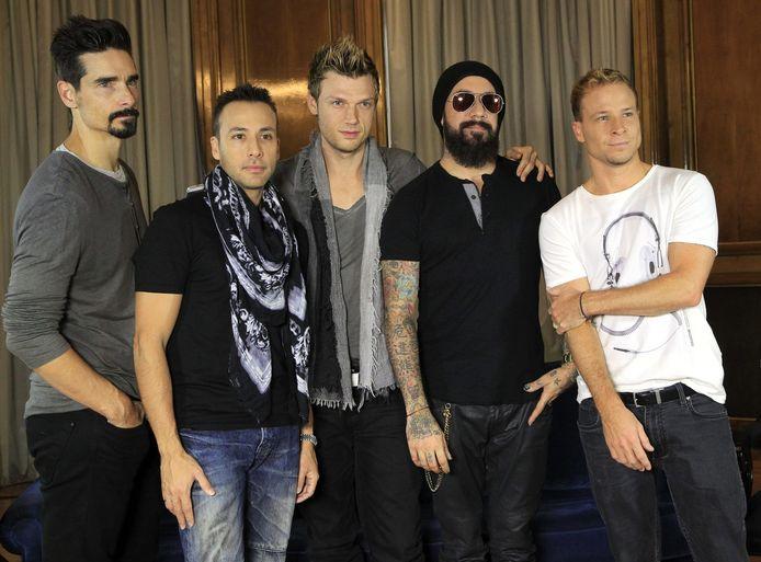 De Backstreet Boys gaan een nieuw album opnemen.