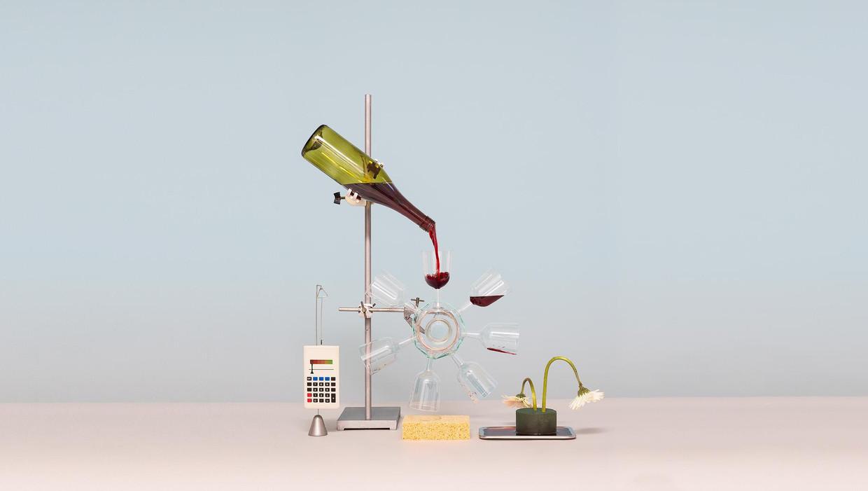Is een glaasje rode wijn niet erg?