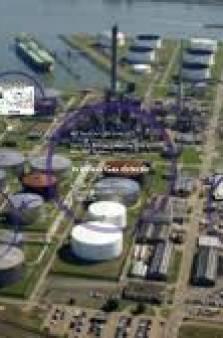 Incendie dans une usine chimique du port d'Anvers, le plan d'urgence activé