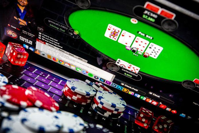 De Kansspelcommissie wil gebruikers wijzen op het gevaar van gokken en spelers doen nadenken over hun acties.