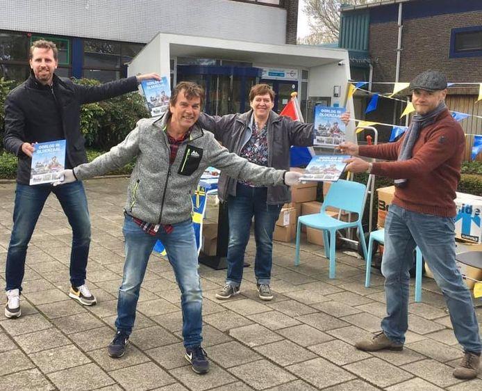 Oorlog in Oldenzaal krijgt tweede druk
