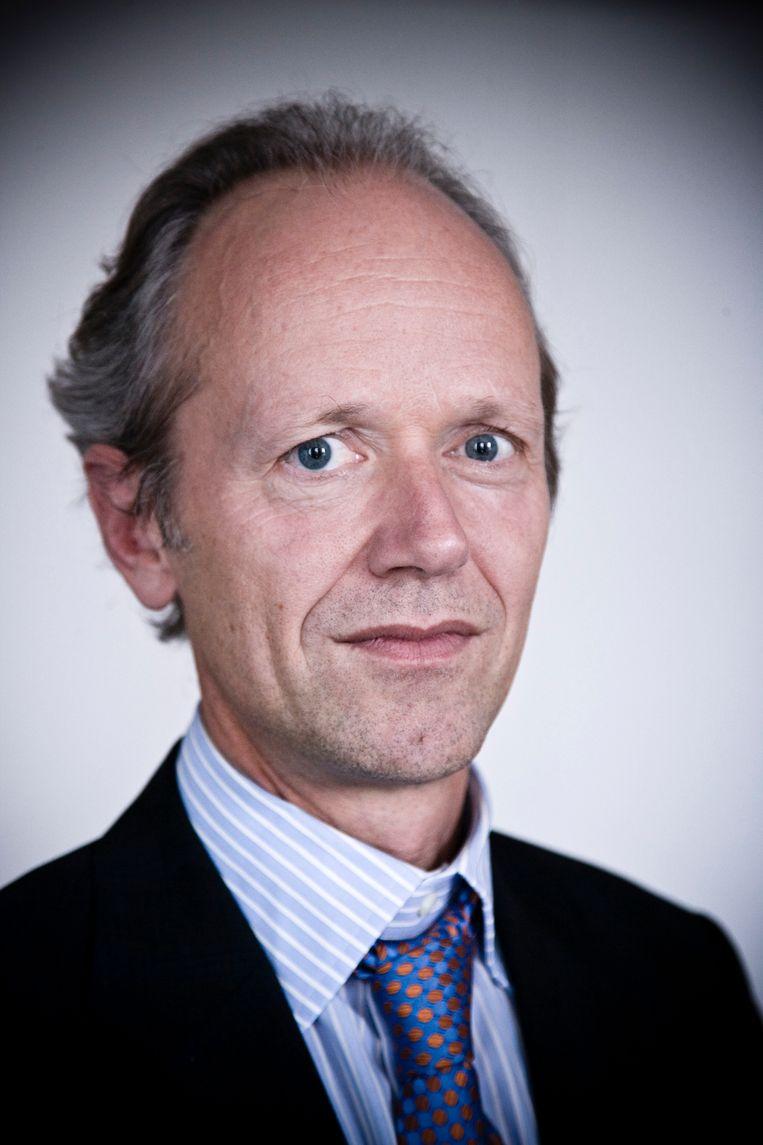 Topambtenaar Bernard ter Haar schreef in zijn blog dat 'de Nederlandse overheid deze eeuw nog niets substantieels tot stand heeft gebracht'. Beeld Martijn Beekman
