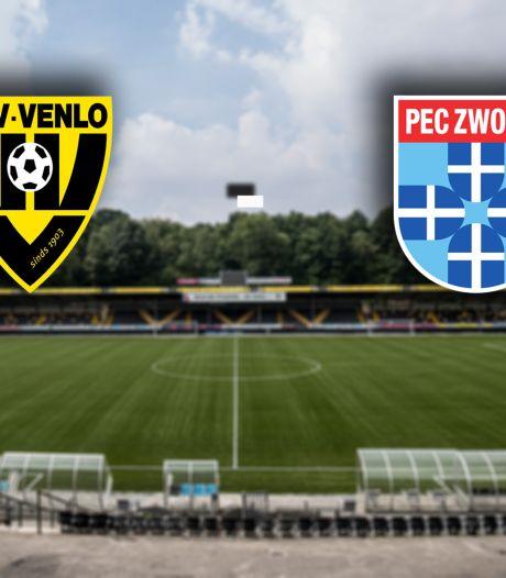 VVV Venlo - PEC Zwolle