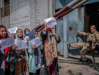 Voor taliban zijn enkel nog vrouwen wier job wc's reinigen is welkom op werkvloer, andere vrouwelijke ambtenaren in Kaboel opgeroepen om thuis te blijven