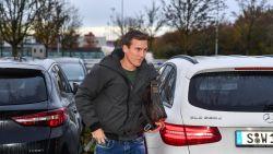 Hannes Wolf arriveert in Luminus Arena, kijk straks naar zijn eerste training