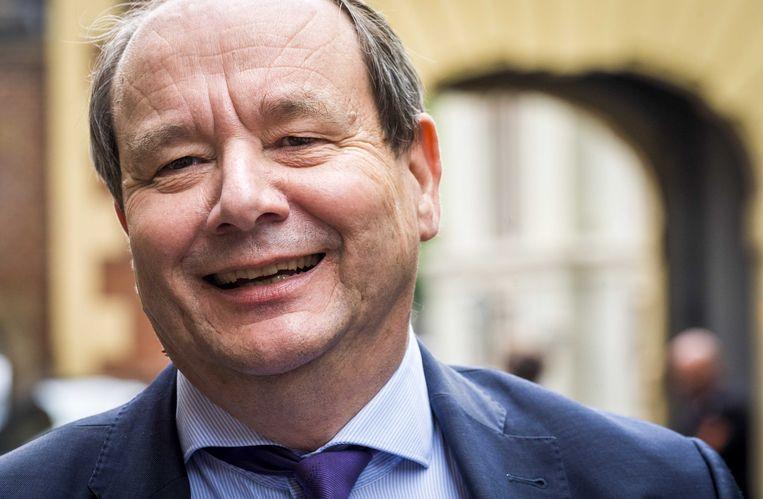 Demissionair Staatssecretaris Hans Vijlbrief (D66)  Beeld ANP