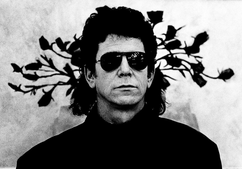 Lou Reed in 1989. Beeld Anton Corbijn