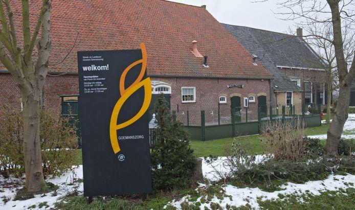 Tegenover Streek- en Landbouwmuseum Goemanszorg moet de speelnatuur komen.