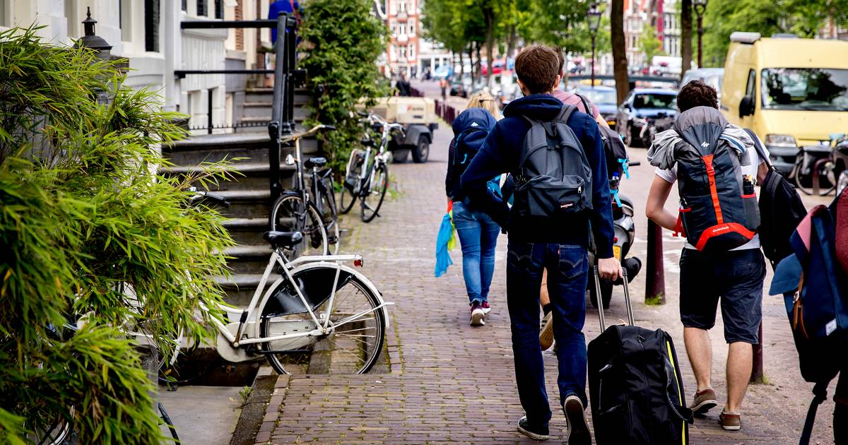 RT @MarkusLuthe: Driekwart van Amsterdamse Airbnb-adressen verdwenen na invoering van registratieplicht https://t.co/EdNbNgmOAu