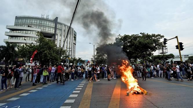 Opnieuw antiregeringsprotesten in Colombia