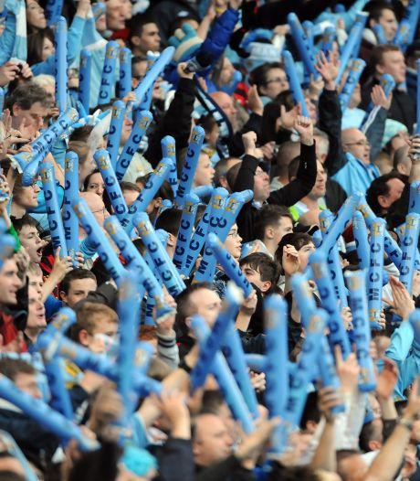 Gejuich in Engeland: 8000 fans welkom bij League Cup-finale tussen City en Spurs