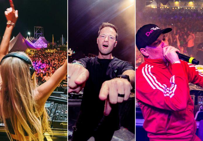 Het lijken beelden van voor corona, maar alle drie deze uitbundige feestfoto's werden wel degelijk dit weekend gemaakt, terwijl er ook op veel andere plekken uit de bol werd gegaan.