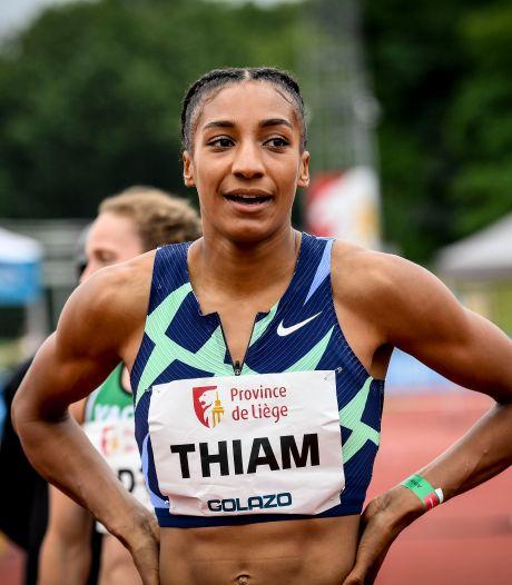 """Nafissatou Thiam: """"Ce sont peut-être mes derniers Jeux, je veux m'amuser comme à Rio"""""""