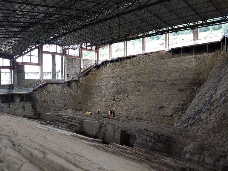 De fossielenvindplaats in het zuidwesten van China is goed voor vele ontdekkingen. Er is inmiddels ook een museum.  Beeld iScience