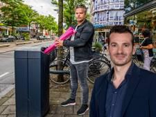 'Dit is waarom de West-Kruiskade met z'n kroepoek-banier op en top Rotterdams is'