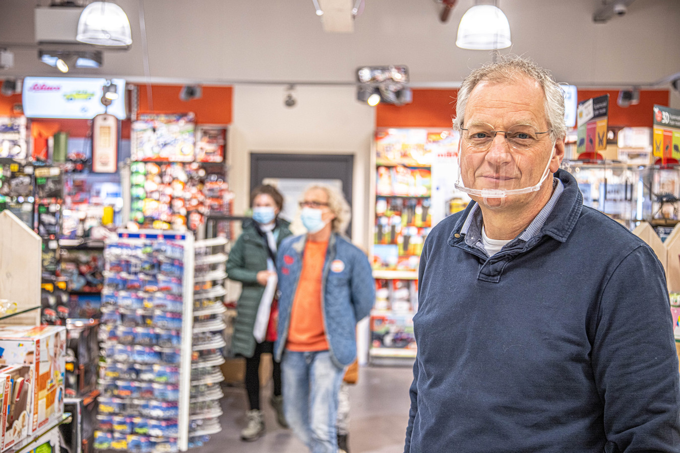 """Speeleiland-eigenaar Robert Petersen: ,,Ik ben hartstikke blij."""""""