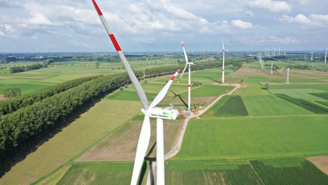 """Schepen D'Haeseleer wil dat afspraak uit 2014 gehouden wordt: """"Nieuwe windmolens enkel met 50 procent burgerparticipatie"""""""