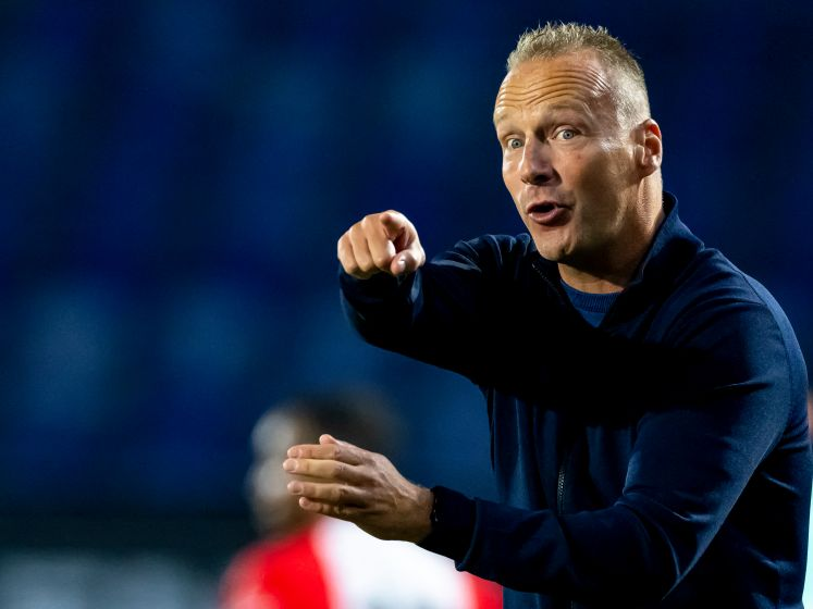 Edwin de Graaf: 'We moeten onszelf belonen met drie punten'