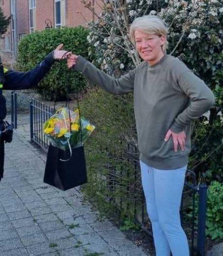 Bloemen voor 'helden' die ingrepen bij steekpartij in Oosterheems restaurant
