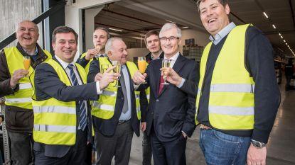 Dewulf investeert 10 miljoen in logistiek centrum
