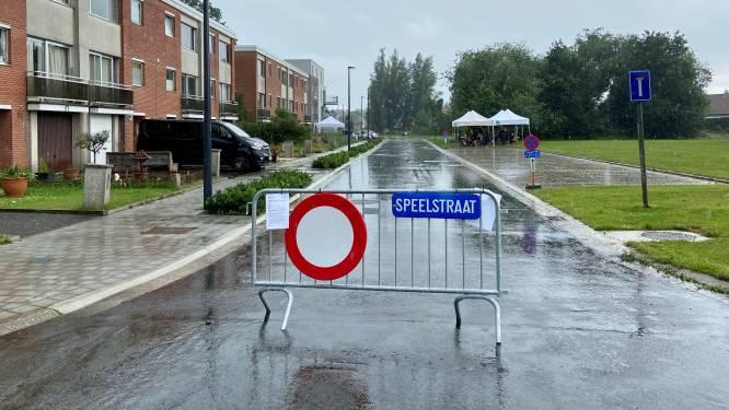 Kinderen kunnen in zomer ravotten in vijf verkeersveilige speelstraten