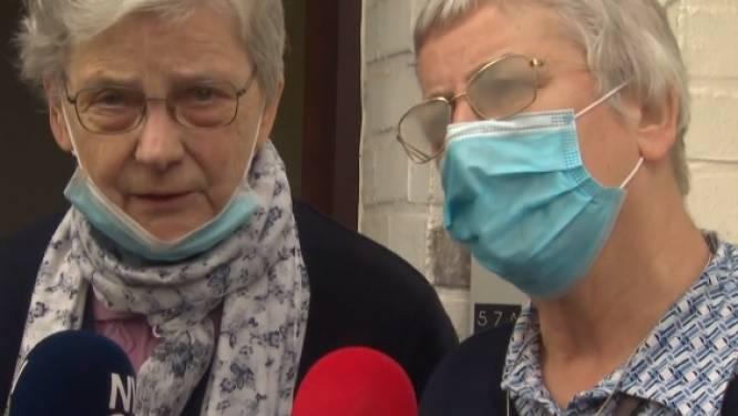"""Hevige brand in kapel van klooster Heule: """"We zijn ontworteld en ontheemd"""""""
