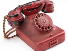 Persoonlijke telefoon van Hitler brengt 243.000 dollar op