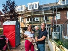 Eva en Tobias zagen droomhuis vlak voor overdracht in brand gestoken worden, maar zijn 'gewoon' gaan herbouwen