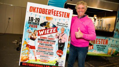 Jean-Marie Pfaff toont ook dit jaar zijn zangkunsten op Oktoberfeesten