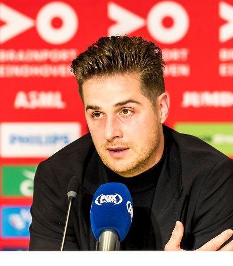 Peters start vol vertrouwen als directeur Roda JC: 'Ik ga niet ineens de baas spelen over Streppel'