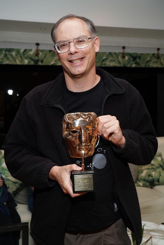 Tim Sweeney, de CEO van Fortnite-ontwikkelaar Epic Games.