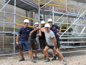 """Stellingen rond Chateau Planckaert komen uit Aalter: """"AFIX Group zorgt voor veiligheid van onze hele familie"""""""