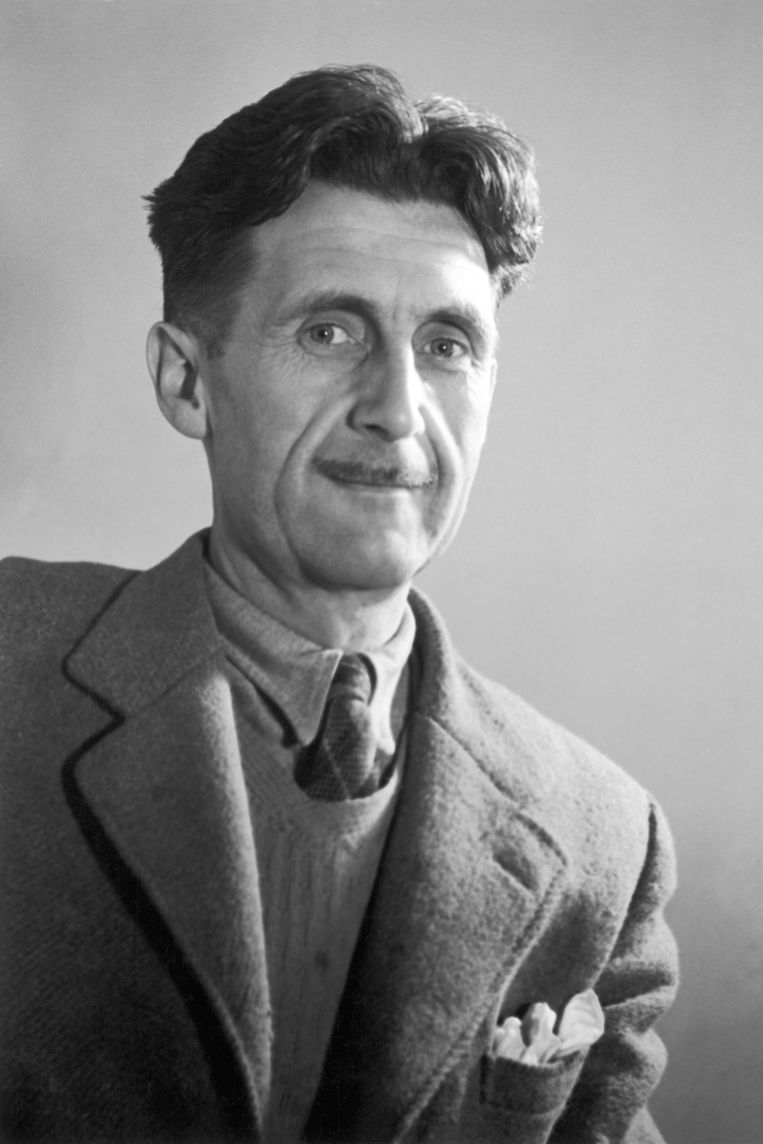George Orwell. Beeld © The Granger Collection/ Bridg