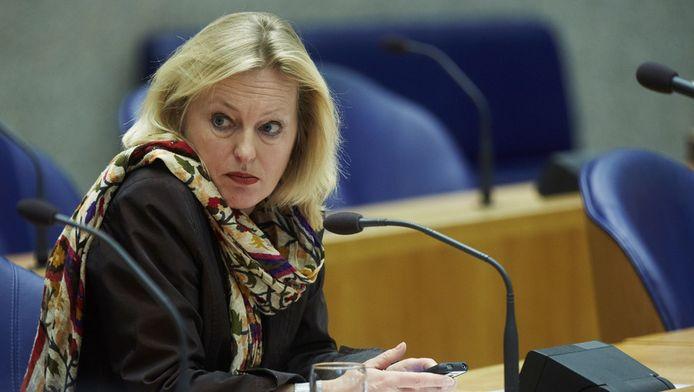 Minister Jet Bussemaker van Onderwijs.