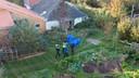 De politie deed eind oktober een inval op de boerderij bij het Drentse dorp Ruinerwold.