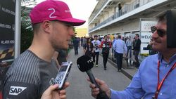"""Onze F1-watcher in Austin ziet hoe Stoffel na vijfde stek problemen heeft met de mechaniek: """"Maar ik had een goed gevoel in 'long runs'"""""""