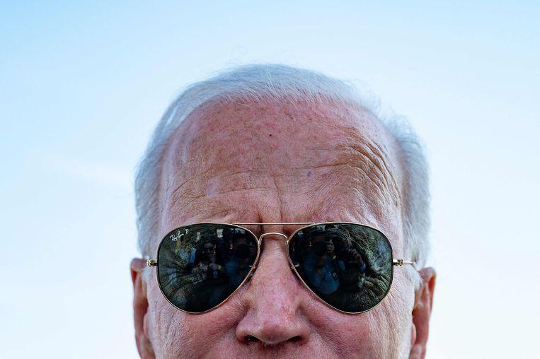 President Joe Biden. Beeld AFP