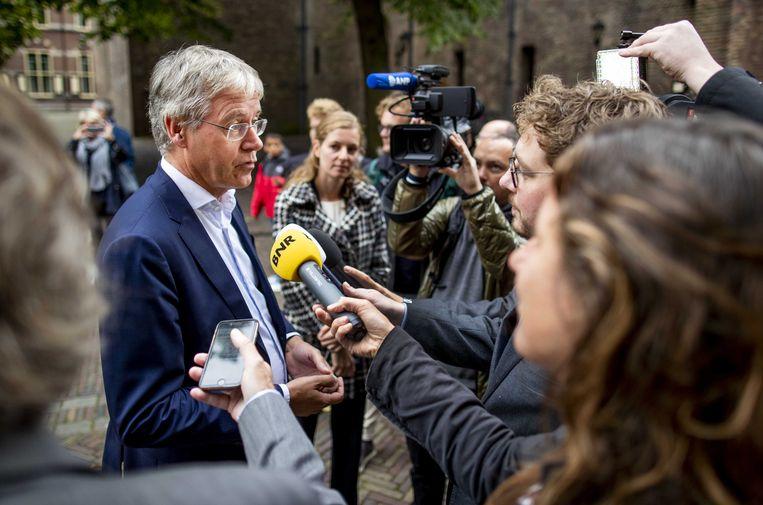 De schoolbesturen in de grote steden hopen dat minister Arie Slob de regels losser laat.  Beeld ANP