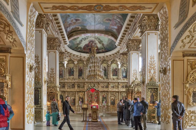 Het klooster van Raifa. Beeld Getty Images/Lonely Planet Image