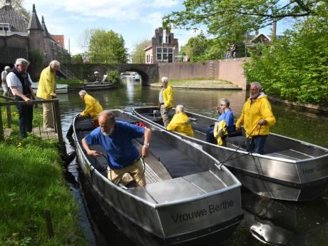 Bekende IJsselsteinse boten Berthe en Gijsbrecht varen op Koningsdag weer uit