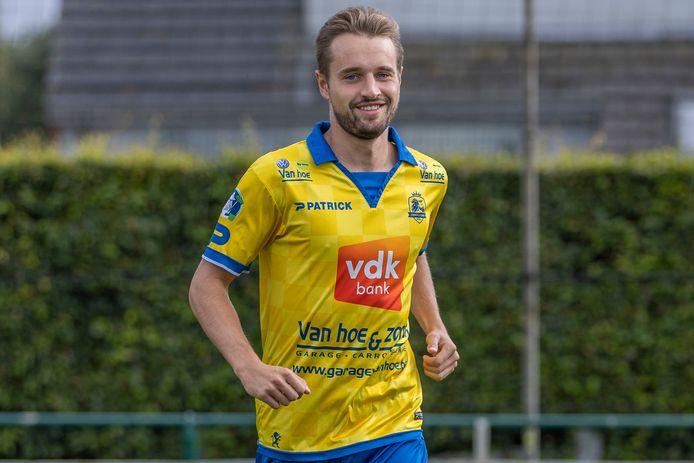 Mathieu De Weirdt ruilt KSC Dikkelvenne voor SK Munkzwalm en zal in het offensieve compartiment worden ingeschakeld.