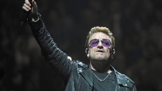 Concert U2 in Parijs gaat niet door