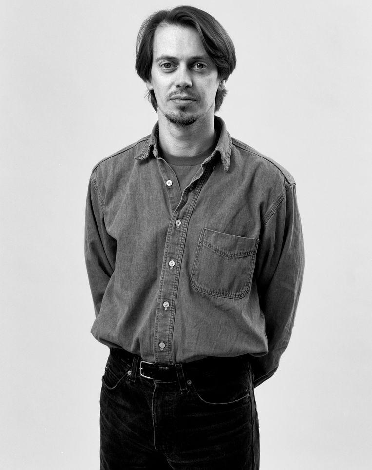 Steve Buscemi, Rotterdam, 1993, gefotografeerd door Pieter Vandermeer Beeld Hollandse Hoogte / Nederlands Fotomuseum
