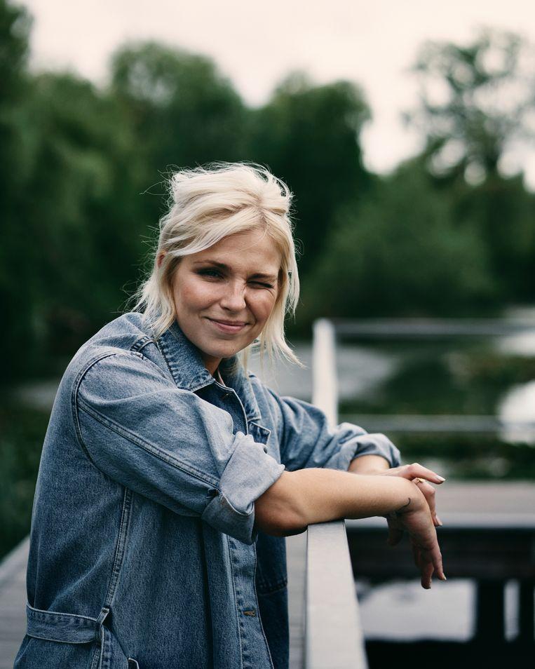 Julie Van den Steen Beeld Joris Casaer