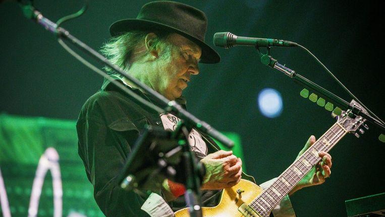 Neil Young. Beeld epa