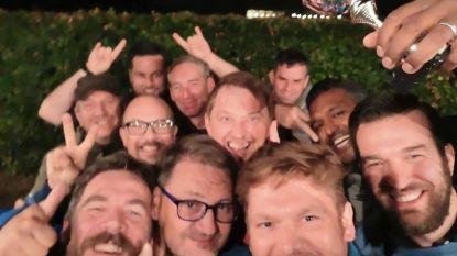 """Kameraden van Waak-Hakant steunen Levensloop met een uitverkochte gelegenheidskwis """"We hopen de winst zo groot mogelijk te maken door met zijn allen ons beste beentje voor te zetten"""""""