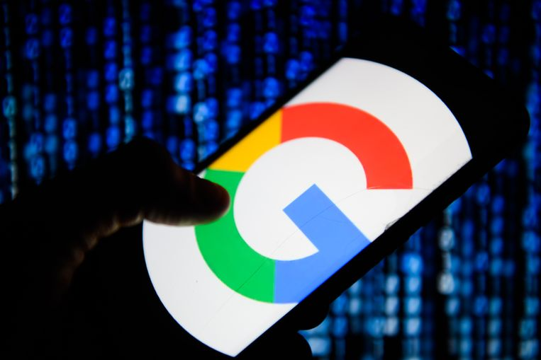 Gebruikers die een nieuwe Android-telefoon of -tablet in gebruik nemen krijgen vanaf volgend jaar een keuzescherm met zoekmachines.  Beeld Getty Images